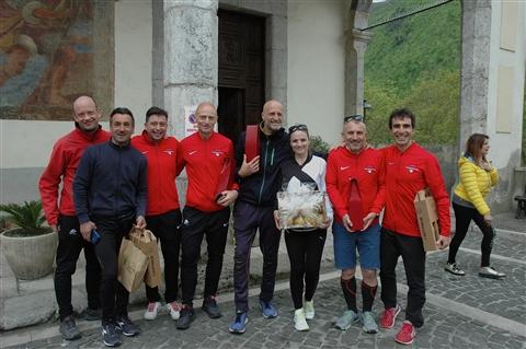 ARRIVI del Trail di Pizzo San Michele e Caggiana Trail 28 aprile 2019 + foto VARIE - foto 195