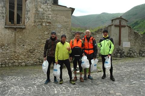 ARRIVI del Trail di Pizzo San Michele e Caggiana Trail 28 aprile 2019 + foto VARIE - foto 197
