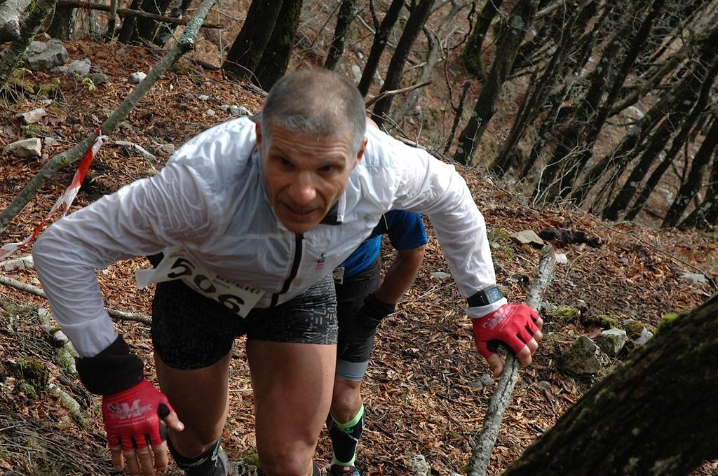 Trail città di Ravello                  -25 febbraio 2018-