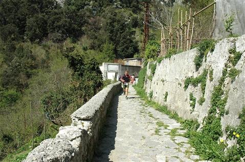 Trail delle Ferriere 31 marzo 2019 Amalfi Coast - foto 244