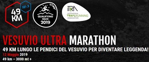 VESUVIO ULTRA MARATHON 12 Maggio 2019  49&23 Km - foto 1