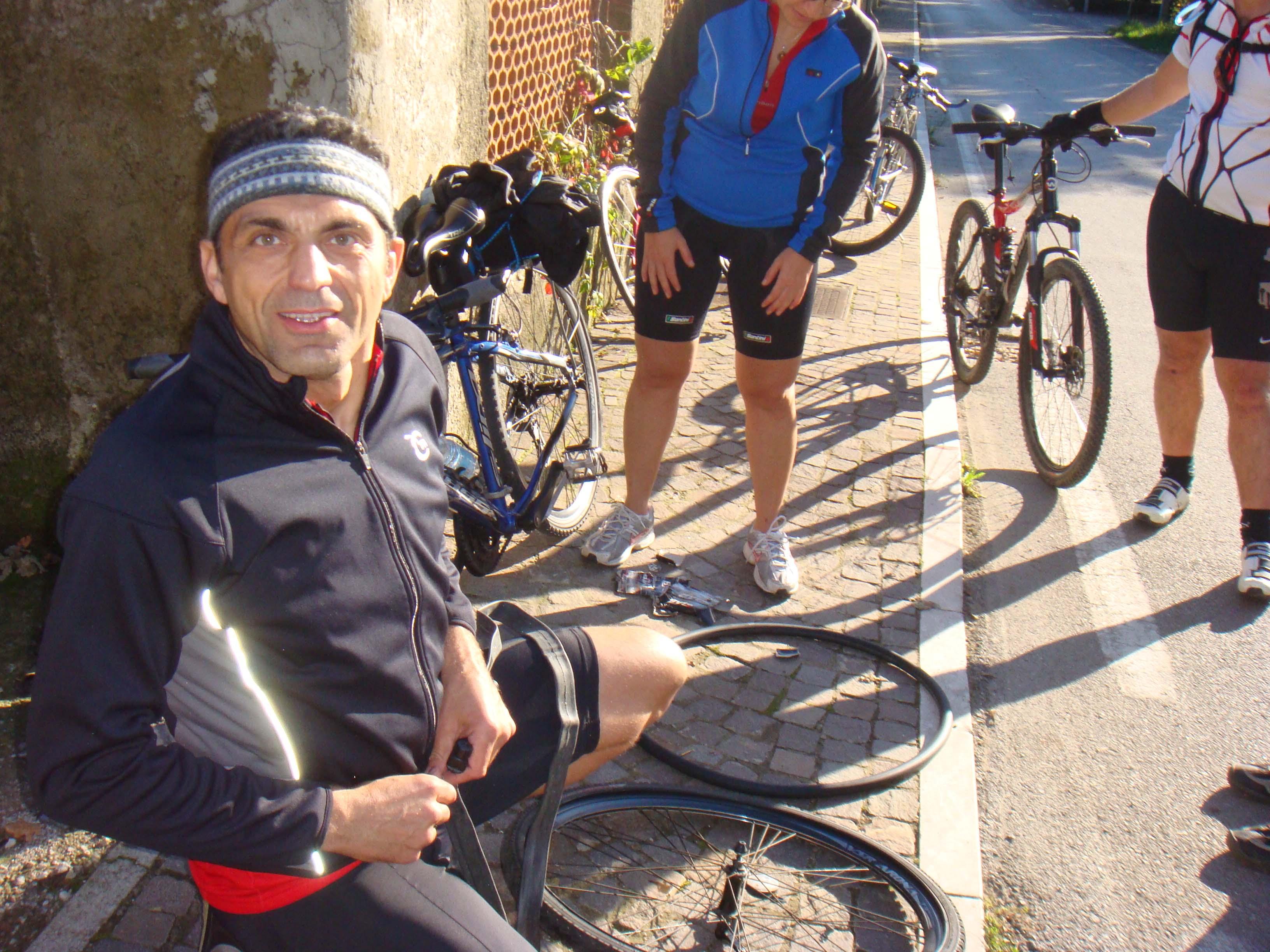 Escursione con Noè Bike-Team Annalisa-Amici per la bici-Mtb Vesuvio e Cycling Salerno