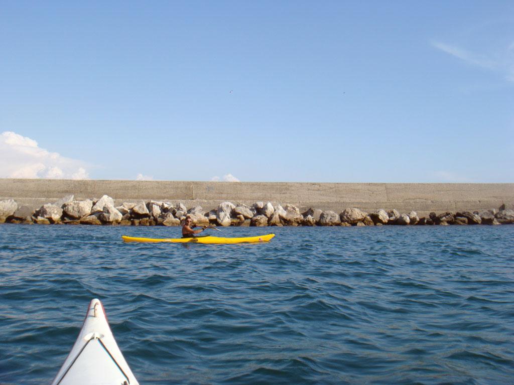 Bici + canoa ad Erchie dal mitico Ignazio