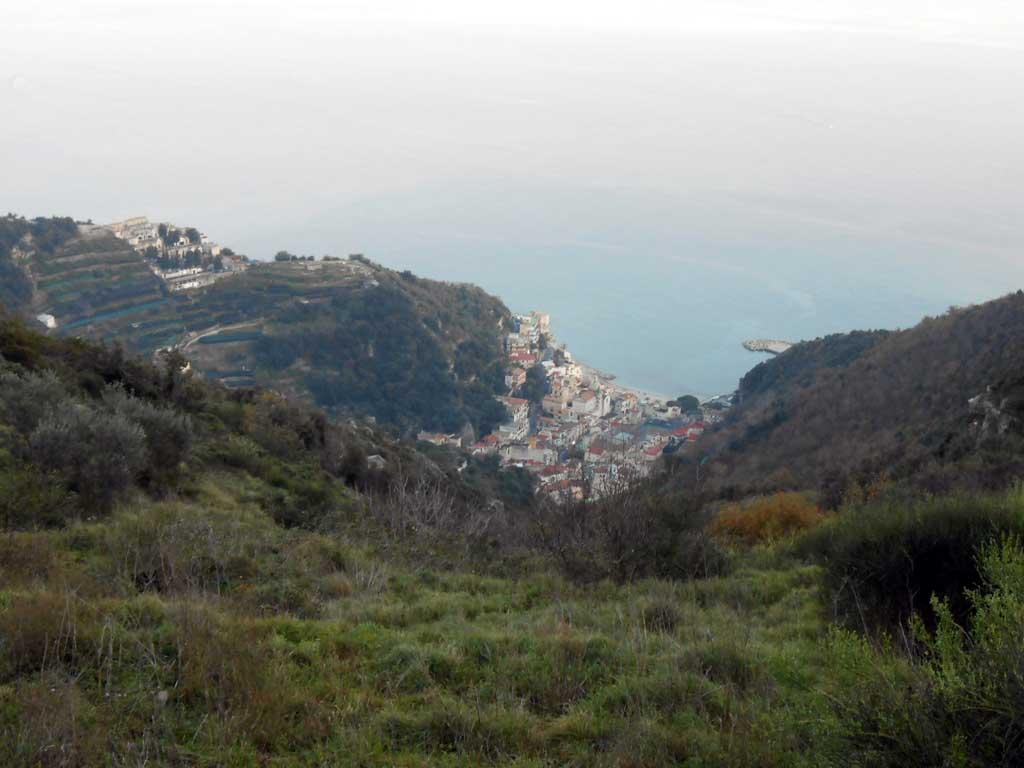 Escursione da CETARA al Monte Dell