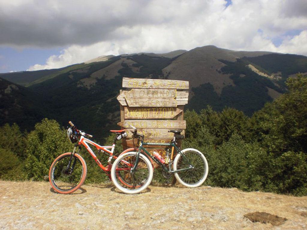 Ciclocampeggio 2011