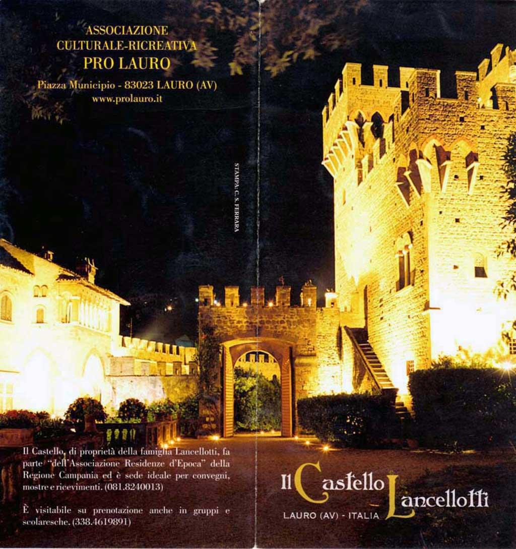 Escursione CyclingSalerno-FIAB- al Castello Lancillotti a Lauro (AV)