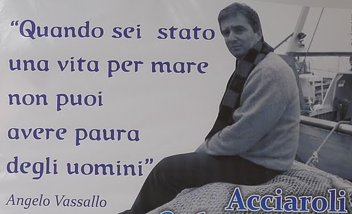 "Memorial  ANGELO VASSALLO ""sindaco pescatore"""