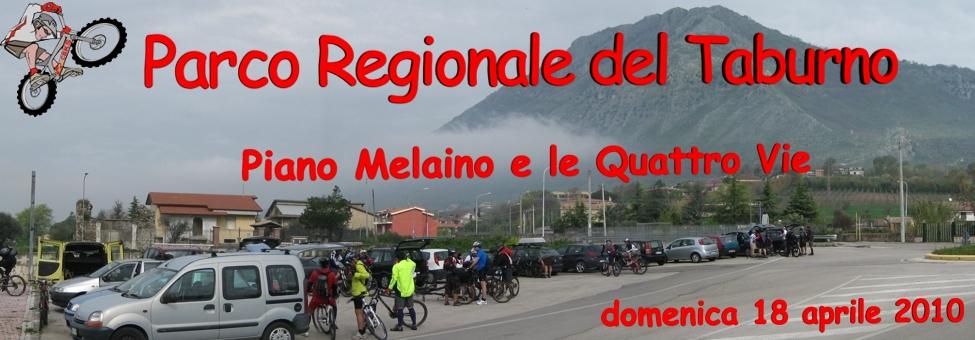 Monte Taburno (Benevento) con i Carborari Bikers