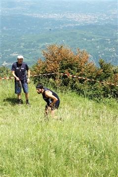 II° VERTIKAL di Solofra ...Scalando il pizzo San Michele.... - foto 3