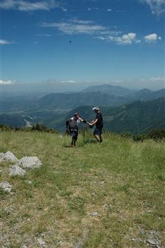 II° VERTIKAL di Solofra ...Scalando il pizzo San Michele.... - foto 121